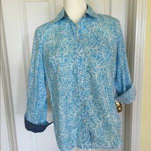 Talbots Button-down Shirt